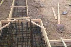 Fundamenty pod halę stalową