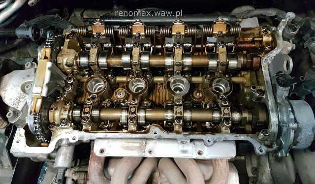 Peugeot naprawa silnika thp Warszawa